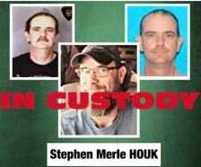 Stephen Merle Houk arrest
