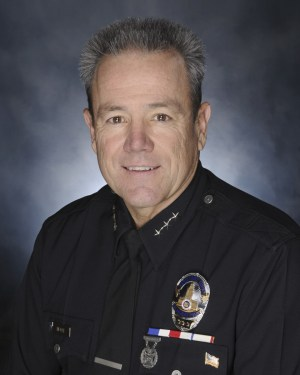 Michel Moore, LAPD First Assistant Chief