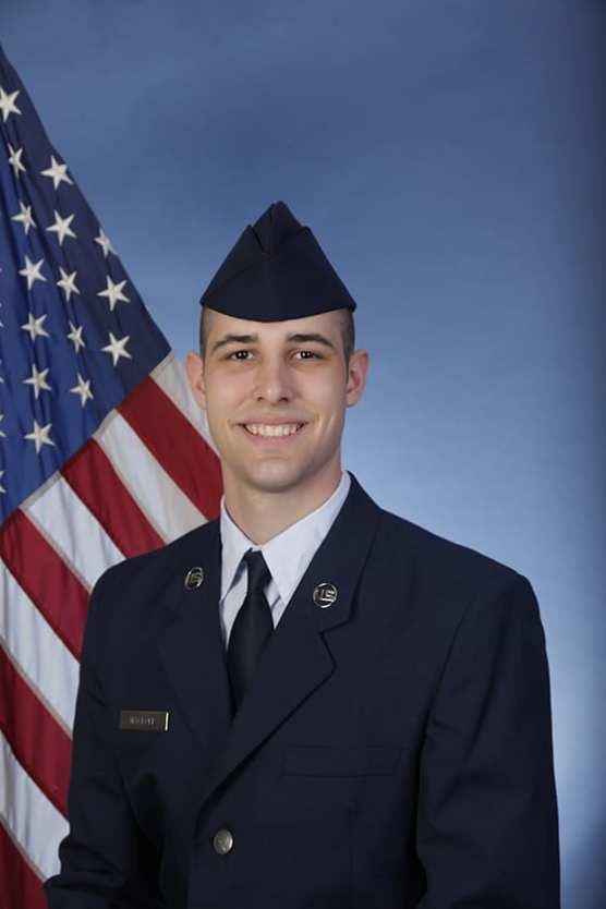 U.S. Air Force Airman 1st Class Scott R. Wyckoff