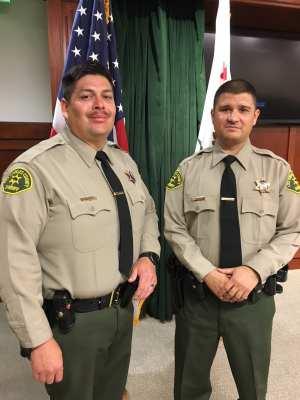 Deputy Carlos Escamilla