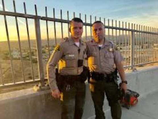 Deputies Save Distraught Man