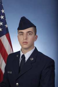 U.S. Air Force National Guard Airman 1st Class Alexander J. Karimi-Zand