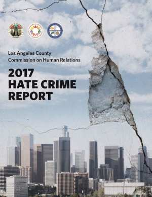 LA County Hate Crime Report 2017
