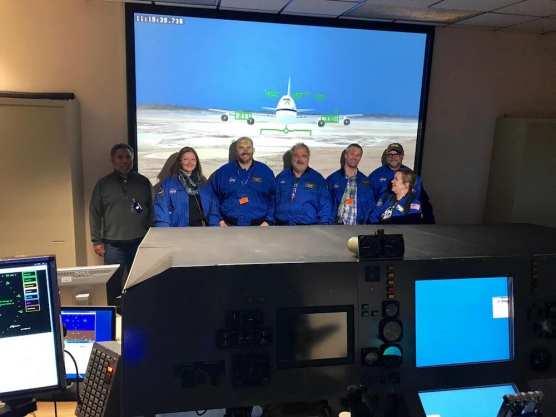 NASA Airborne Astronomy Ambassadors
