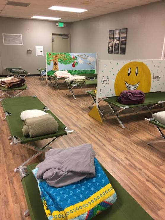 winter shelters - bridge to home shelter for homeless in santa clarita