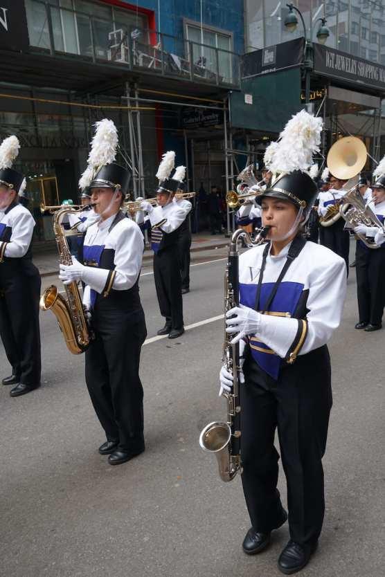 Valencia High School Band