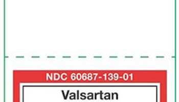 Blood Pressure Medicine Valsartan Recalled for Cancer