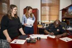 CSUN Police Chief Gregory Murphy