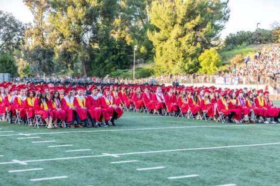 Hart High 2019 Graduation