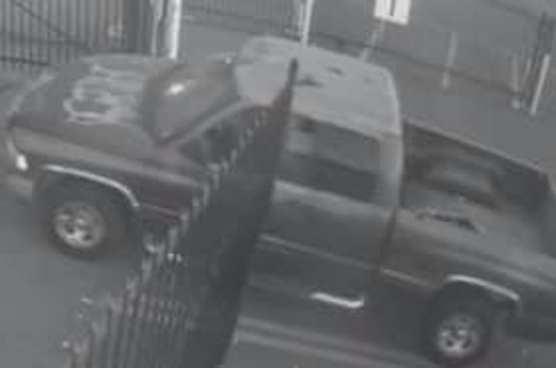 Burglary Suspect Car