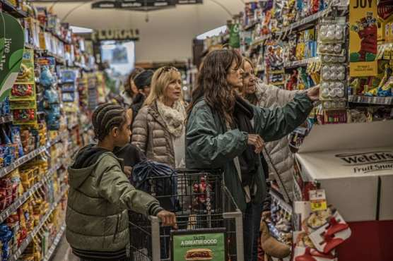 "Students from Michelle Merrill's (front, right) special education class from Pico Canyon Elementary visit the Stevenson Ranch Ralphs as one of their weekly ""Community Learning Field Trips"" Thursday morning, December 5, 2019. 