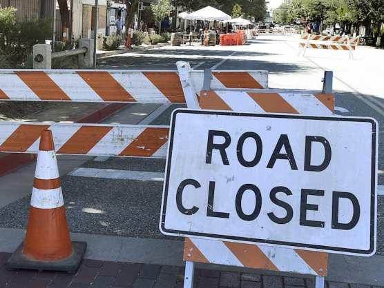 Main Street Closure