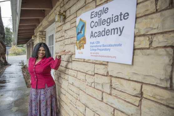 Eagle Collegiate Academy