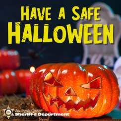 Safe Halloween