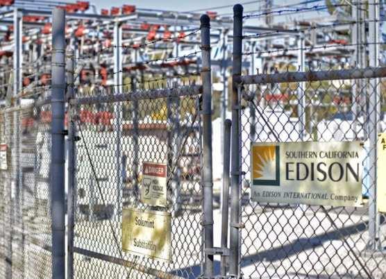 SoCal Edison Solemint Substation