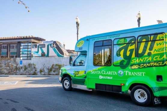 GO Santa Clarita Transit