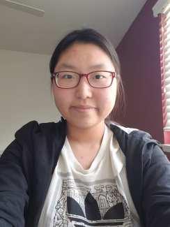 Saugus High Student Erica Lim