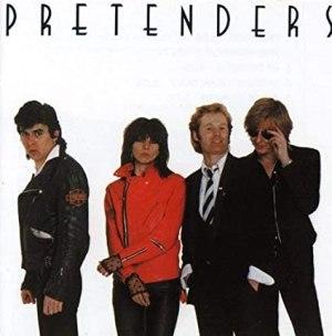 pretenders debut cover