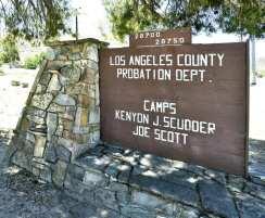 Camp Scudder and Camp Scott