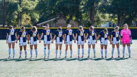 TMU Women's Soccer