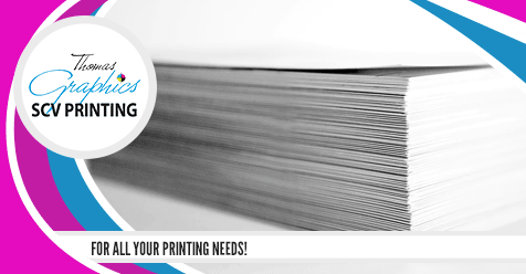 Get your Bulk Printing Done for the Holidays! | SCV Printing – Thomas Graphics