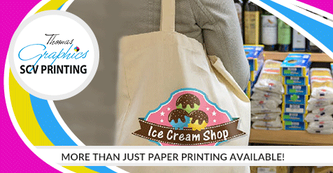 All Your Printing Needs, Right Here! | SCV Printing – Thomas Graphics