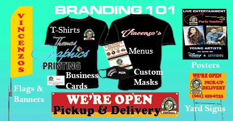 All Things Branding & Printing – Thomas Graphics