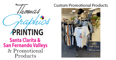 20 Years Of Service in the SCV and San Fernando | Thomas Graphics, Printing