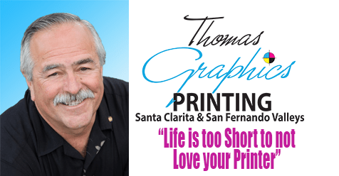 Promotional Products & Printing! All Options Thomas Graphics  SCV & SFV