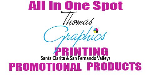 Full Service Printing Services SCV & SFV | Thomas Graphics