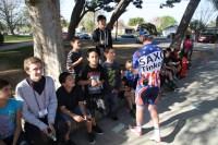 Cyclist Timmy Doogan Visits Boys and Girls Club08