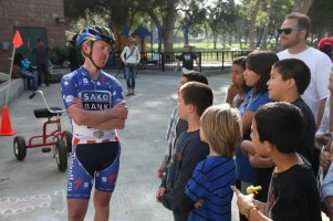 Cyclist Timmy Doogan Visits Boys and Girls Club29