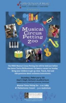 Musical Circus flyer Feb 2015