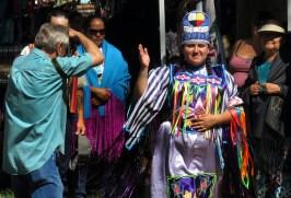 Outgoing Powwow Princess