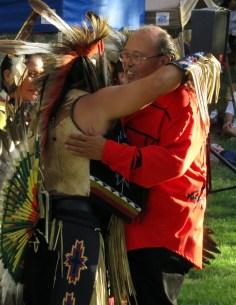 Local Chief Ted Garcia Jr.