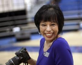 Hart District board member Gloria Mercado-Fortine
