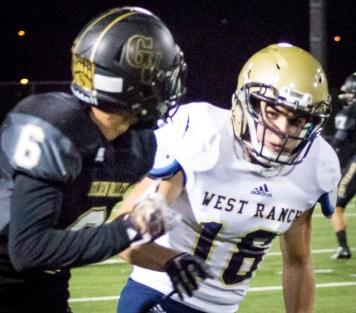 West Ranch vs. Golden Valley