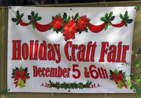 Placerita Nature Center Holiday Craft Fair