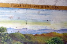 Placerita Nature Center Mural, 40th Annversary, 5-23-2016