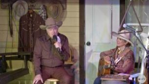 OutWest - The Story Masters: Juni Fisher and Joe Herrington