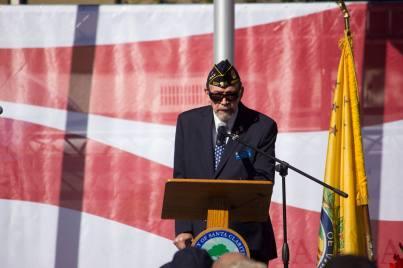Veterans Day Ceremony 2016
