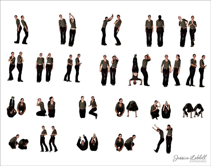 Human chromosomes (1/2)