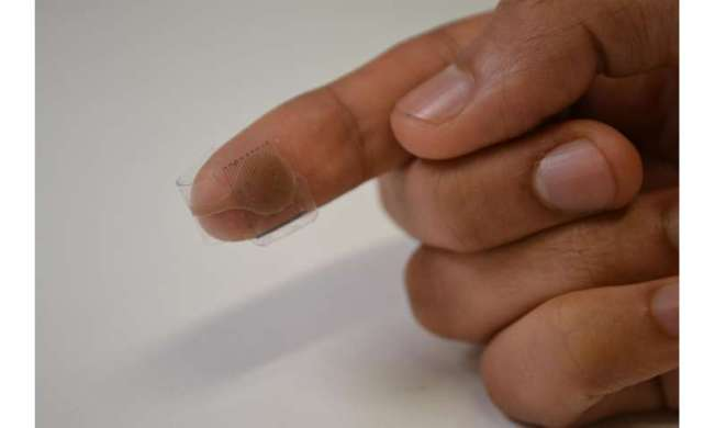 Artificial skin could help rehabilitation and enhance virtual reality