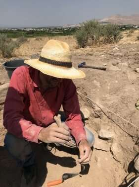 HKU archaeological team excavates at one of the major fortress-settlements in the Armenian Highlands
