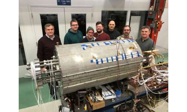 Fermilab achieves world-record field strength for accelerator magnet