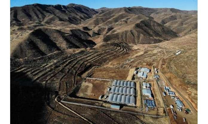 Year-long sunshine and fertile soils make Lesotho ideal for cannabis plants