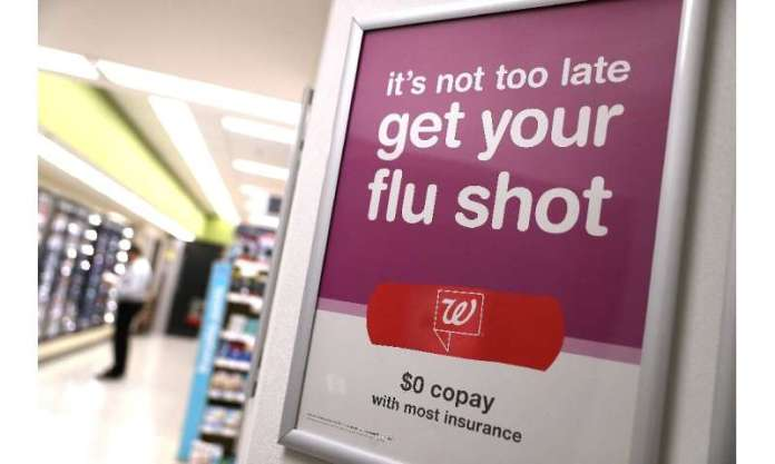 Americans are already among the most vaccinated against the flu in the world: vaccination is recommended from the age of six mon