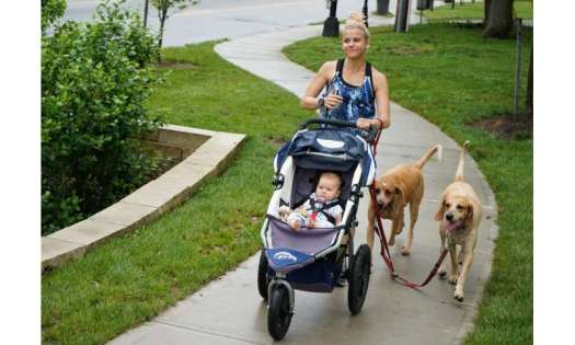 Ohio State study finds exercise increases benefits of breast milk for babies