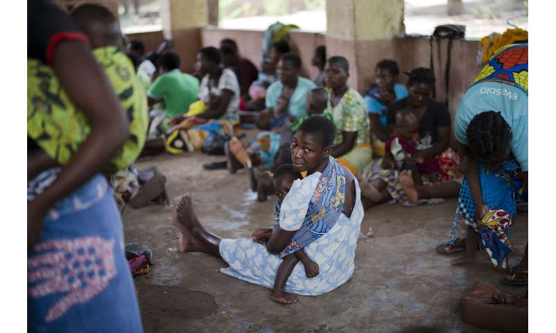 3 African countries trying out 1st malaria vaccine in babies