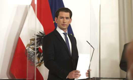Austria shuts schools, most stores, to curb spread of virus